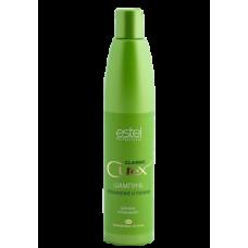 CUREX CLASSIC шампунь  увлажнение и питание для всех типов волос 300мл
