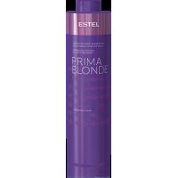 PRIMA BLONDE cеребристый шампунь для холодных оттенков блонд 1000мл
