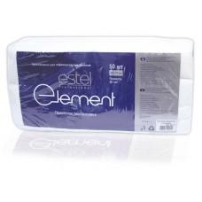 Полотенце ELEMENT одноразовое 35*70 пластом 50 шт