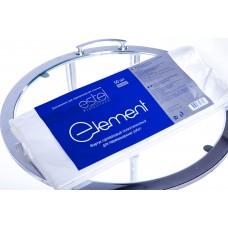 Фартук ELEMENT одноразовый п/э для парикмахерских работ (1 уп-50 шт)