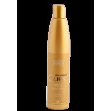 Curex Brilliance блеск-шампунь для всех типов волос  300мл
