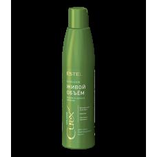 Curex Volume бальзам для придания объема для сухих волос 250 мл