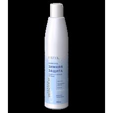 Curex Versus Winter шампунь для волос защита и питание с антистатическим эффектом 300мл