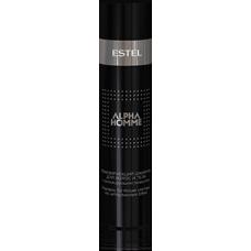 Alpha Homme Шампунь для волос тонизирующий с охлаждающим эффектом  250 мл