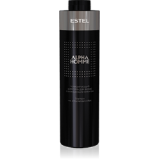 Alpha Homme шампунь для волос тонизирующий с охлаждающим эффектом 1000