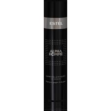 Alpha Homme шампунь для волос  от перхоти 250 м