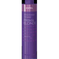 Prima Blond cеребристый шампунь для холодных оттенков блонд 1000мл
