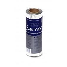 Фольга Element для парикмахерских работ 16 микрон 100 м серебро